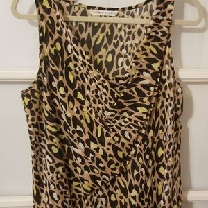 Trina Tiurk Sleeveless Blouse